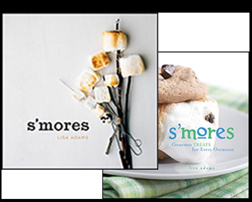 S'mores cookbook by Lisa Adams